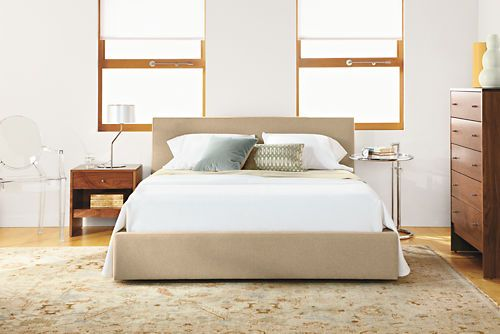 Wyatt Bed   Storage drawers, Drawers and Bedrooms