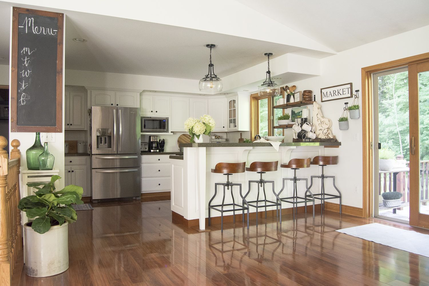 5 gorgeous kitchen renovations that cost less than 5 000 with images budget kitchen remodel on kitchen remodel under 5000 id=38106