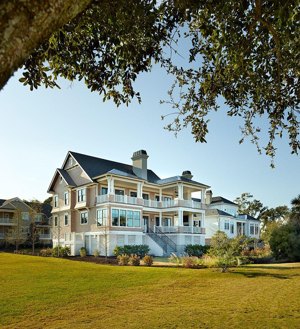 Daniels Island Charleston Sc: Cobb Architecture Daniel Island Park SC Golf Resort Home