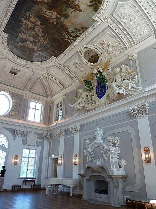 Kadriorg Palace, Interior