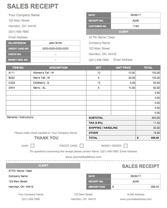 11 Free Cash Receipt Templates Ms Word Excel Pdf Formats Receipt Template Invoice Template Free Receipt Template
