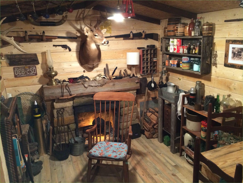 43 Attractive Man Cave Interior Lighting Ideas