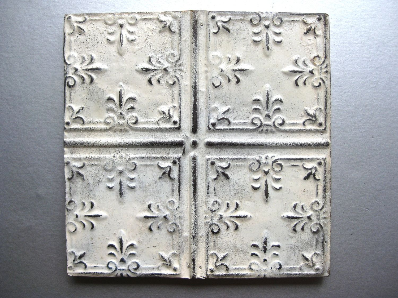 Antique White Tin Ceiling Tiles Httpcreativechairsandtables