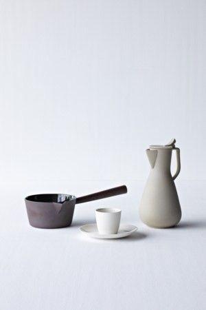 kirstie van noort ceramic paint, collection cornwall