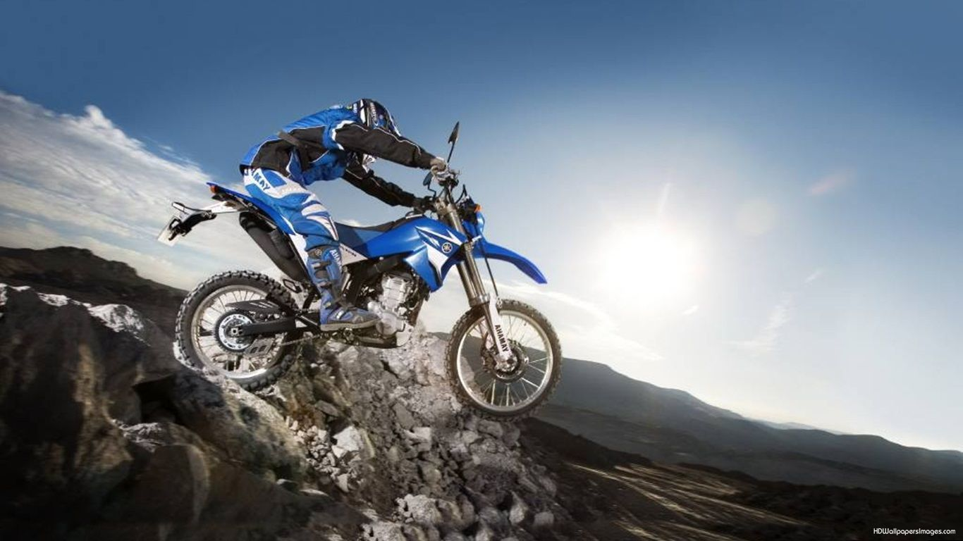 Bike Stunt HD Desktop Wallpaper : High Definition : Fullscreen