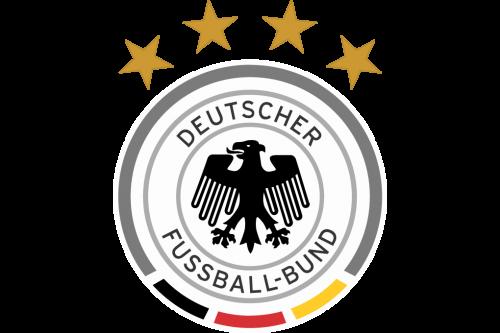 Germany National Football Logo 4 Stars Png Footballs Pinterest
