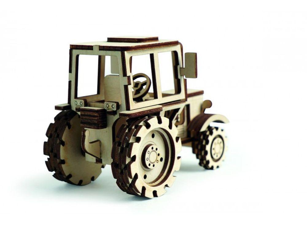 Конструктор «Трактор» 00-8 Lemmo - купить недорого в ...