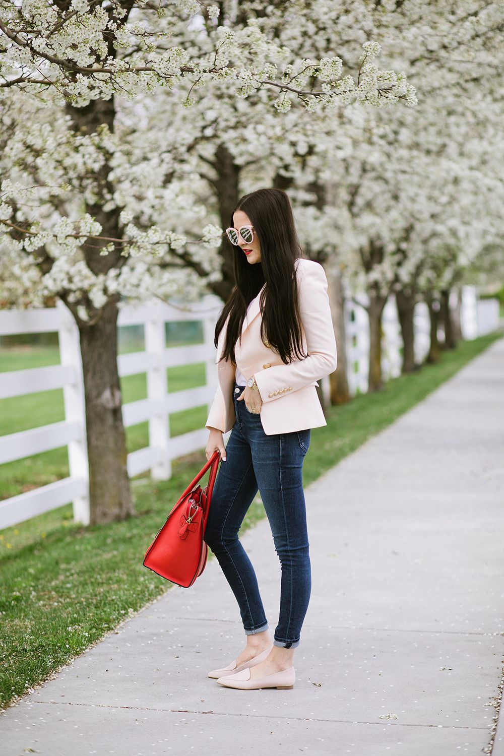 Pink Peonies By Rach Parcell A Personal Style Beauty Home Blog