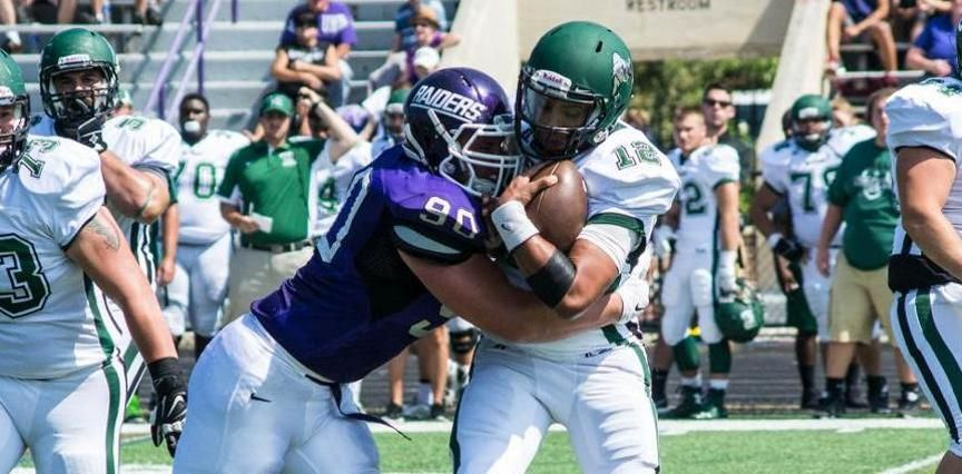 Football Mount Union S Tom Lally Named To Afca All American Team