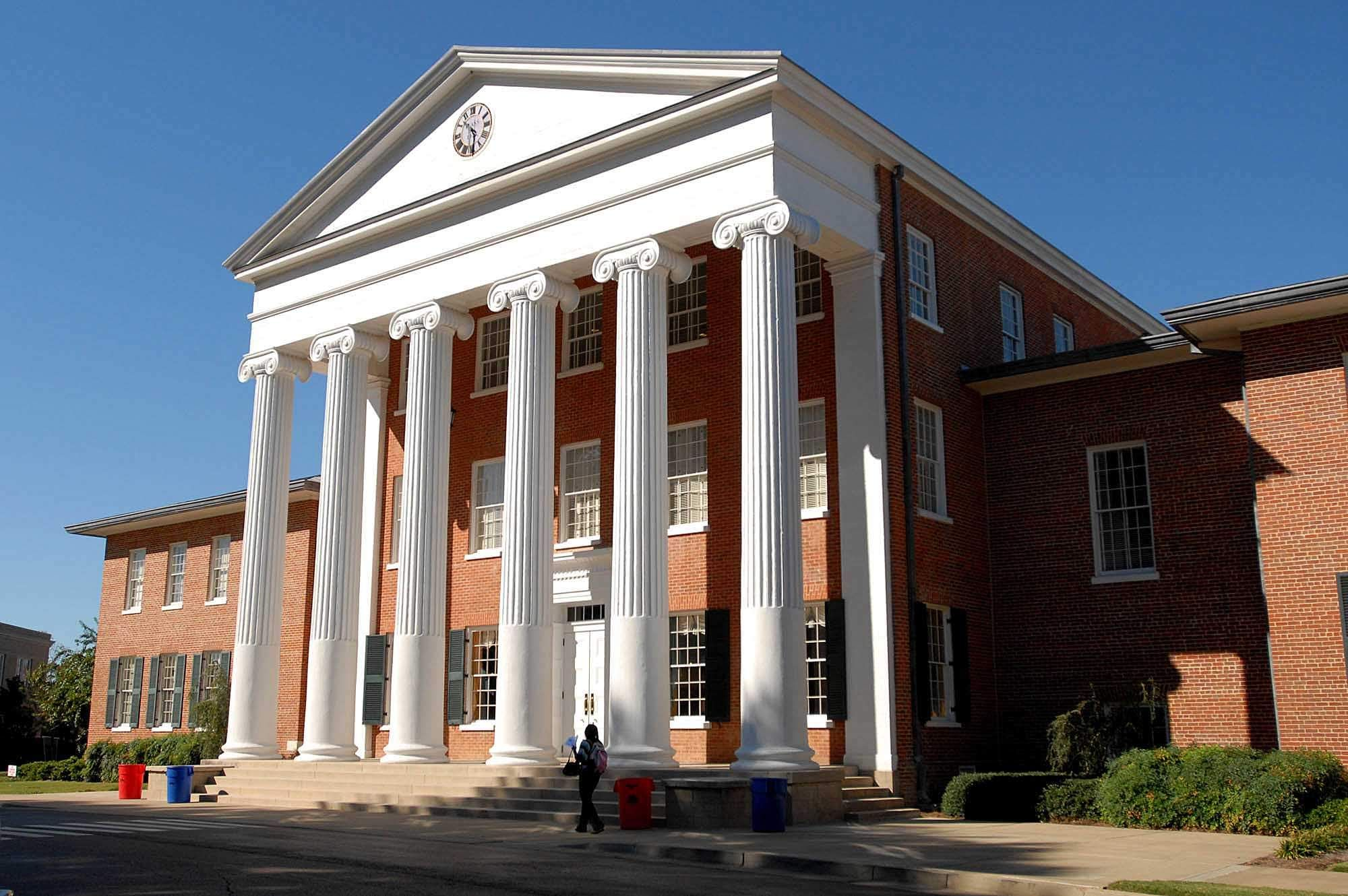 Ole Miss named most beautiful campus, party ranking drops