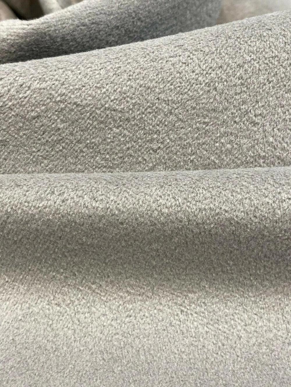 Fabricut Silver Lush Velvet Upholstery Fabric By The Yard #velvetupholsteryfabric