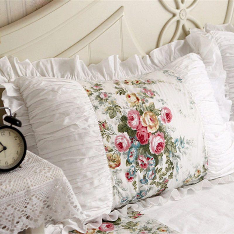 Ruffle PillowLace ... & Pin by Альбина Рассеина on Подушки - вдохновение. Decorative ... pillowsntoast.com