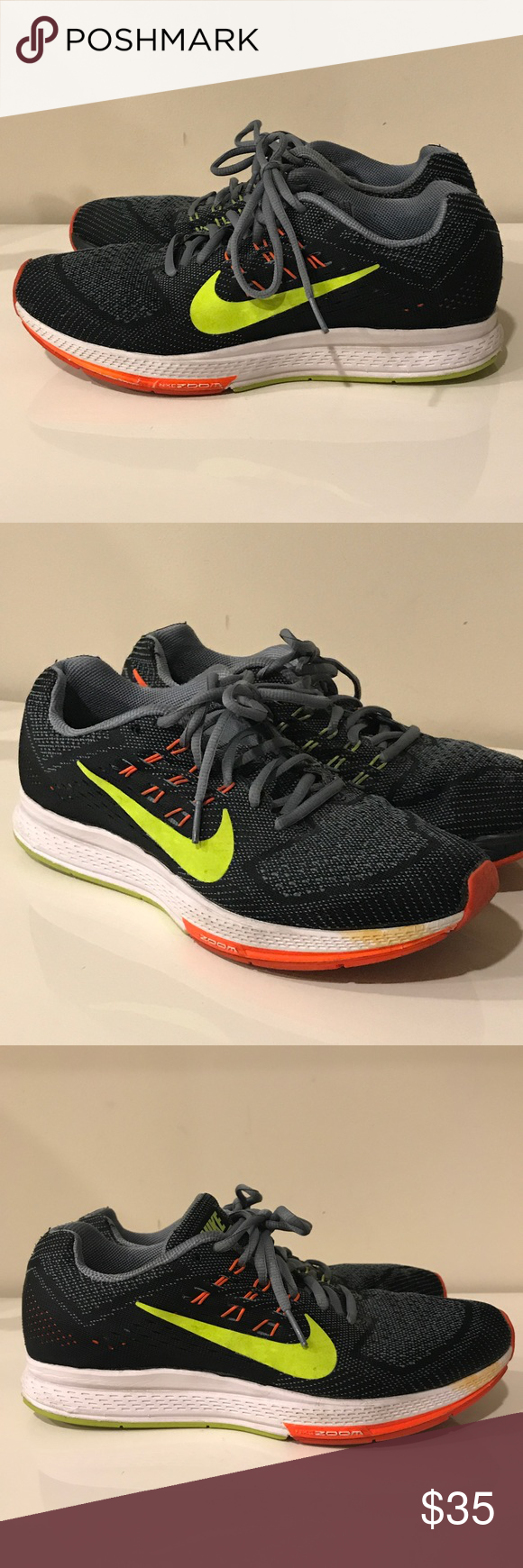 Nike Sneakers Boys size 7.5 (conversion for woman is 8.5) Nike Sneakers, not