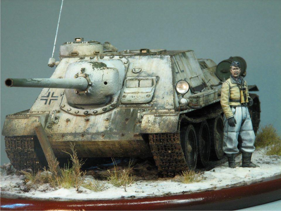 Pin En Mix Of Military Dioramas