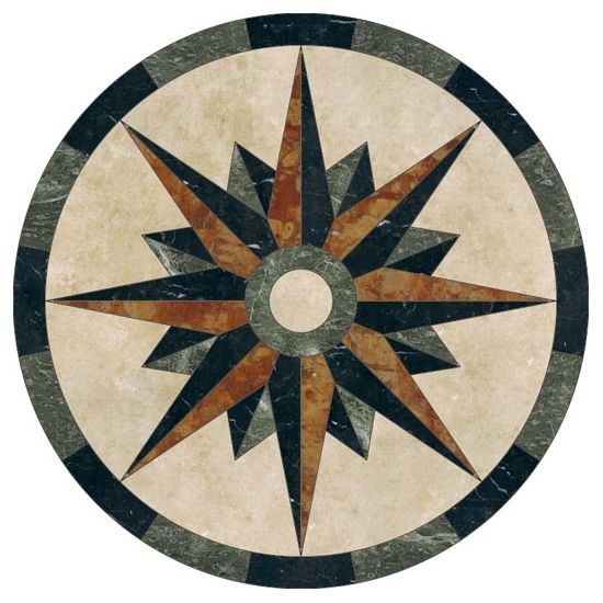 Marble Designs marble floor medallion designs | home > water-jet marble