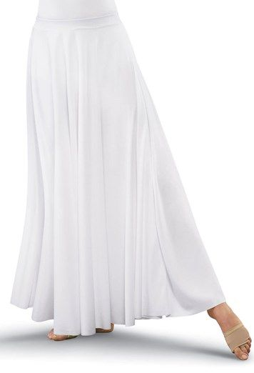 Floor Length Worship Skirt Spiritual Expressions Worship Dress