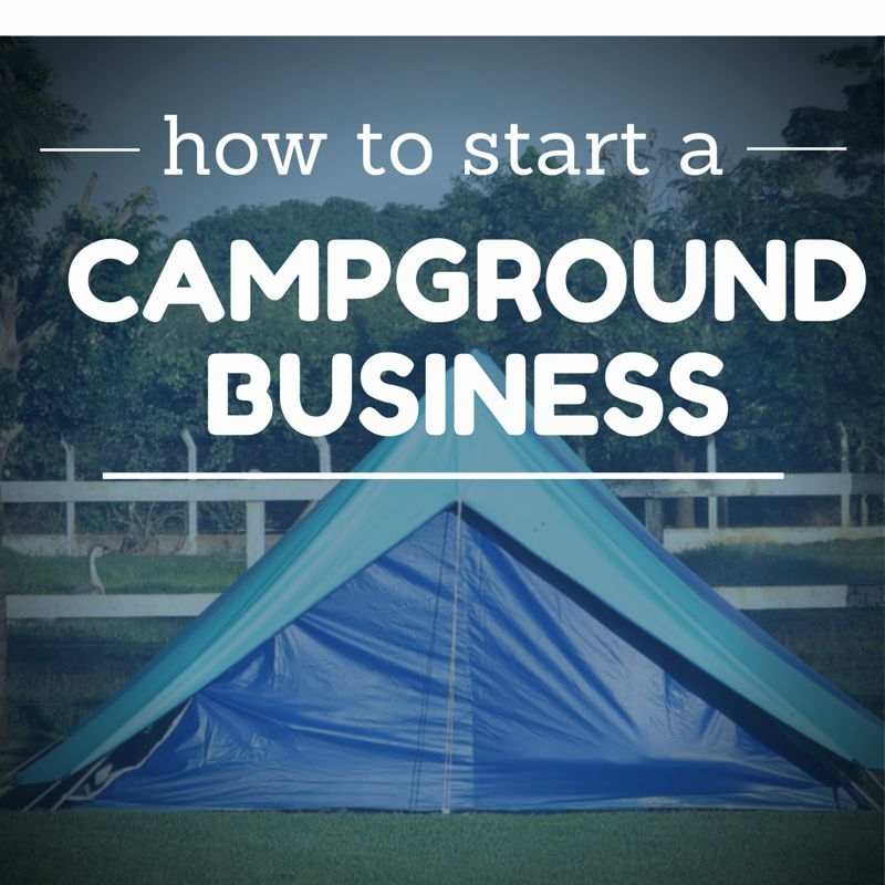 30 Campground Business Plan Template in 2020 Cabin