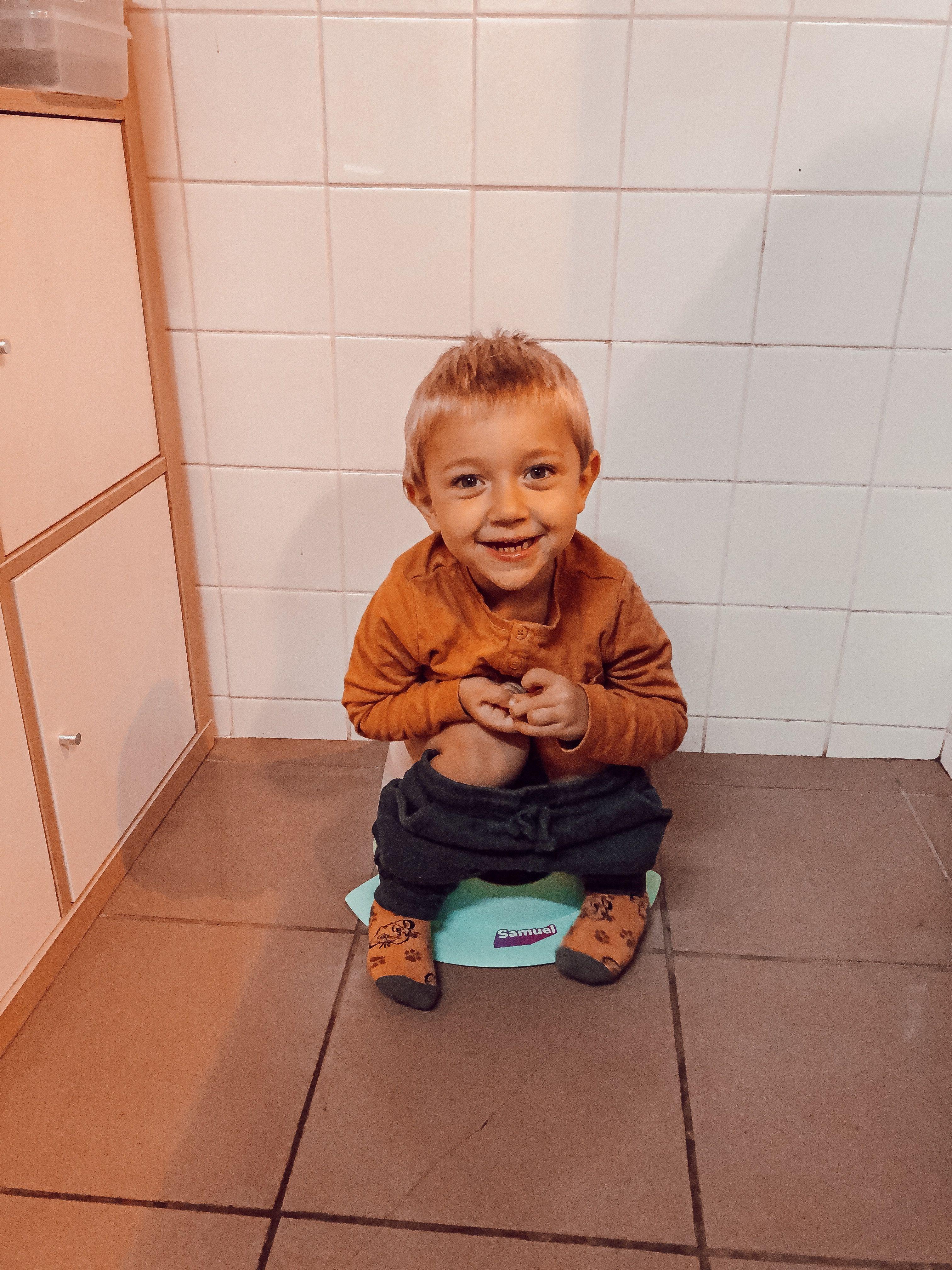 [ Activité enfant ] Citrouilles de papier - Un bébé, ça change la vie