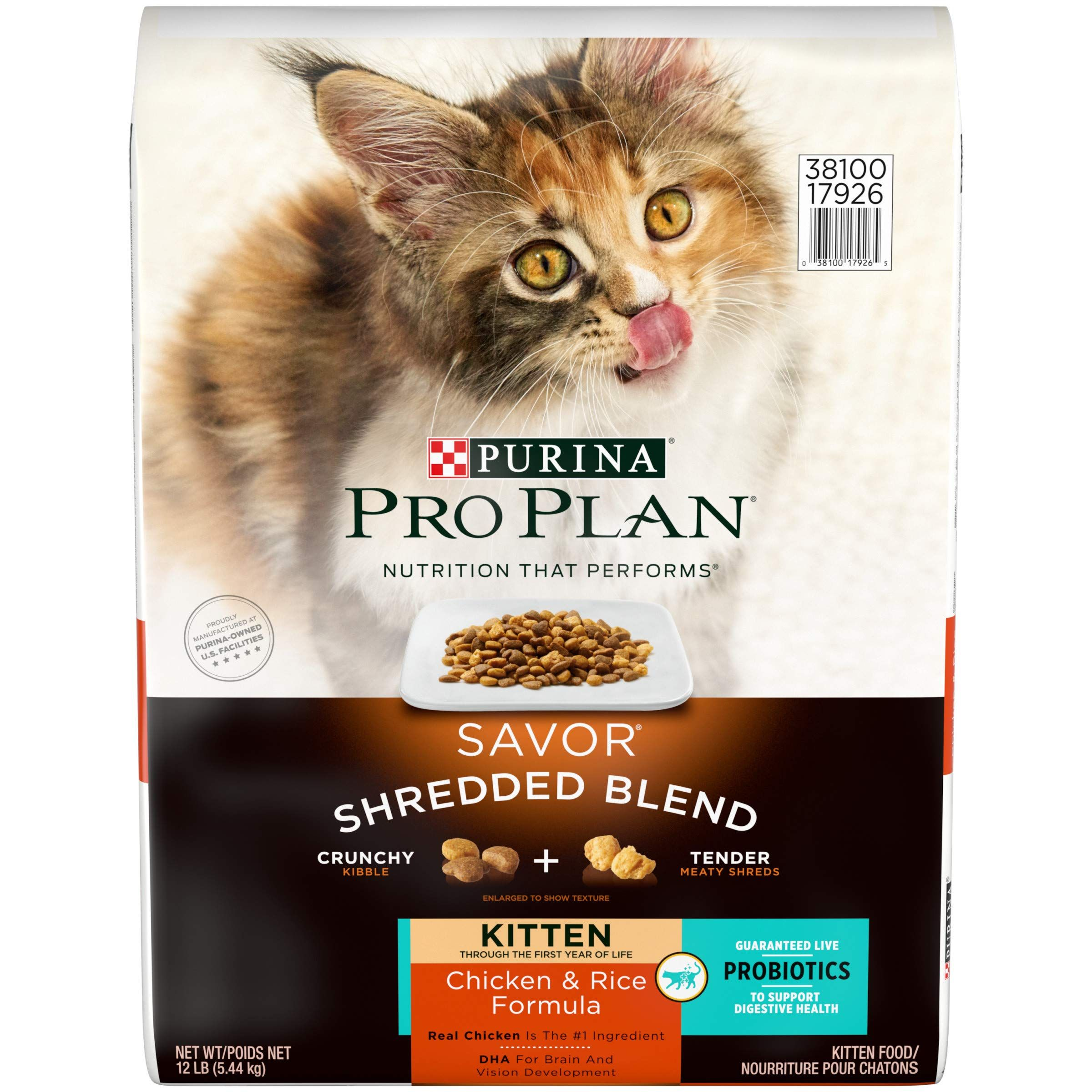 Purina Pro Plan Kitten Dry Cat Food Want Additional Info Click On The Image As An Amazon Associate I Earn From In 2020 Purina Pro Plan Kitten Food Dry Cat Food