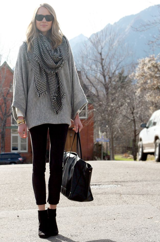 December 2013 Fashion Jackson | How to wear leggings