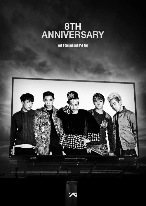 Big Bang 8th Anniversary