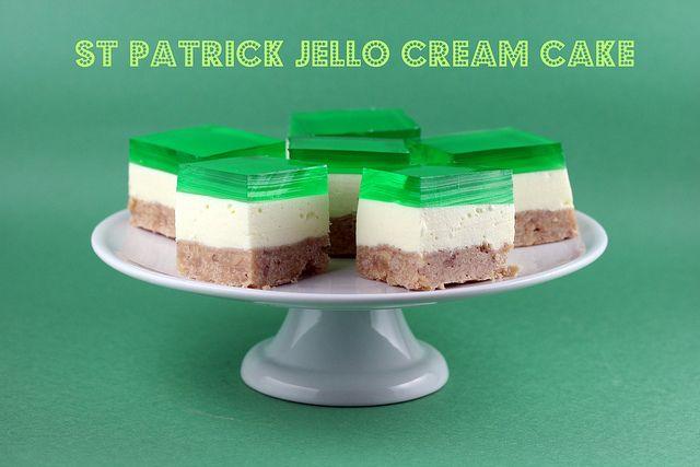 Jello Creme Cake