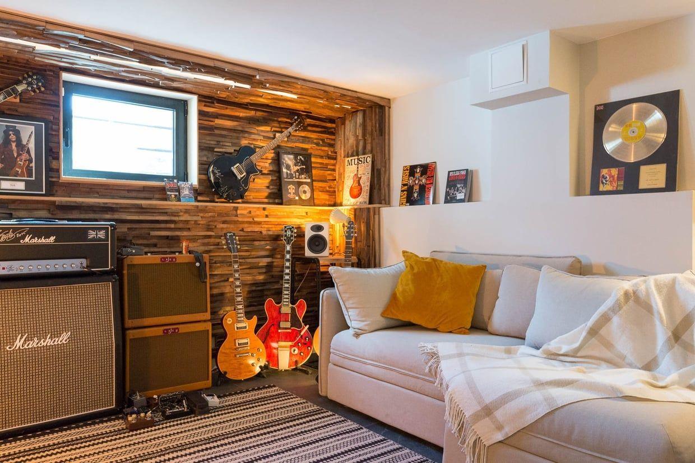 Pin de Anderson Rocha em Salas de música em casa em 15  Salas
