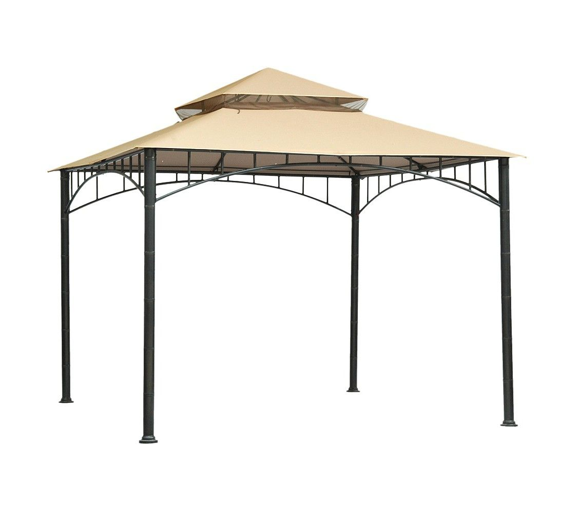Madaga 10 X 10 Replacement Gazebo Canopy Cream Threshold Patio Canopy Gazebo Canopy Gazebo Replacement Canopy