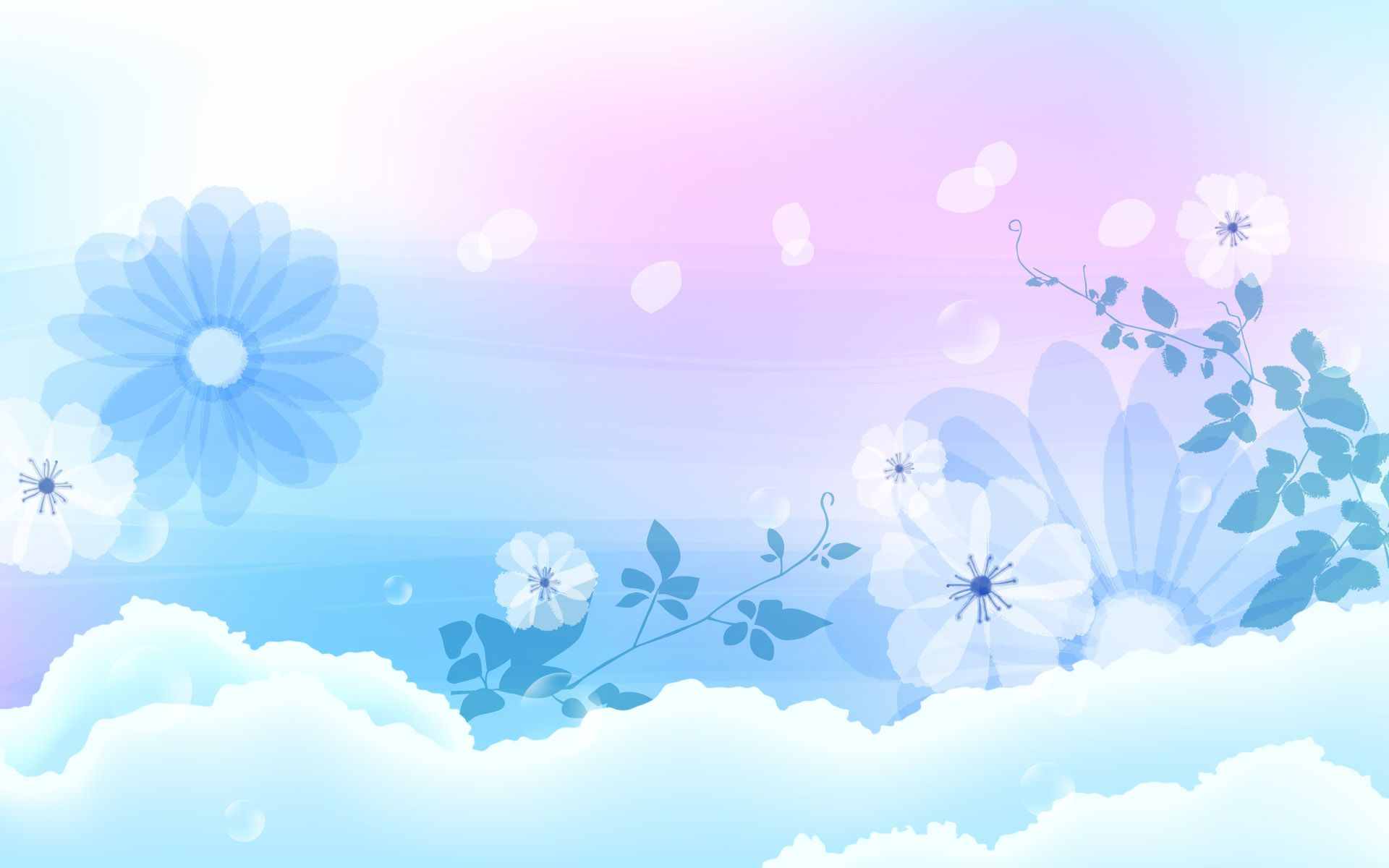 pretty blue backgrounds | resize & crop it in available screen