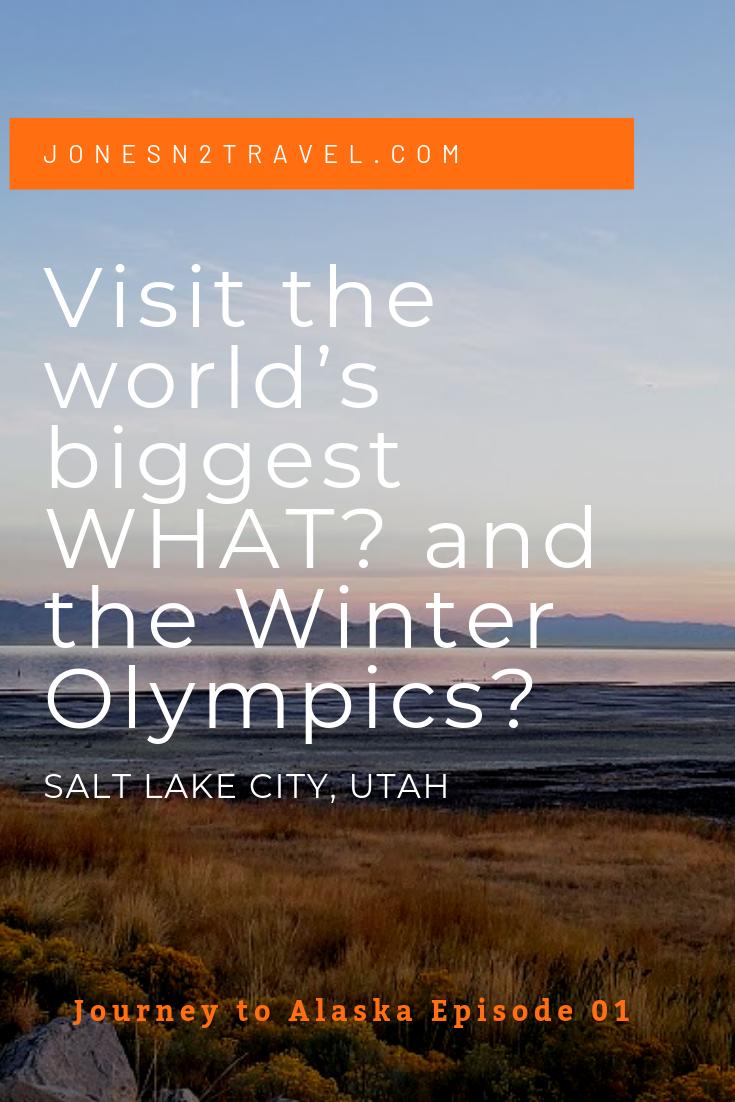 Salt Lake City Utah We Attempt A Surprise Visit At Our