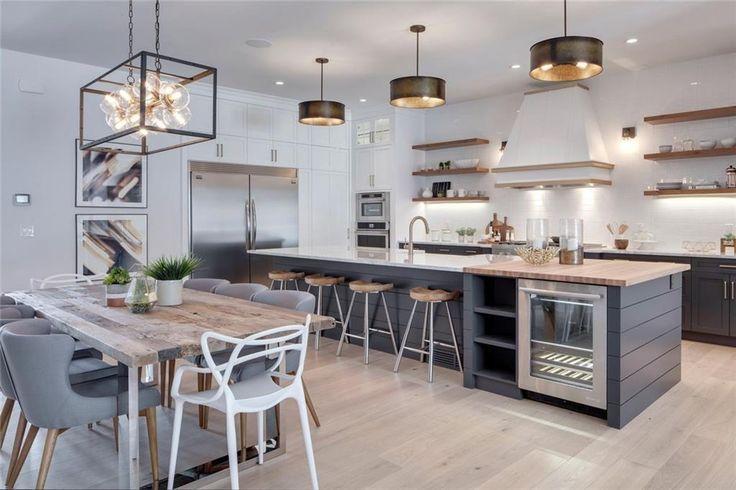 the modern farmhouse kitchen of my dreams  bauernhaus