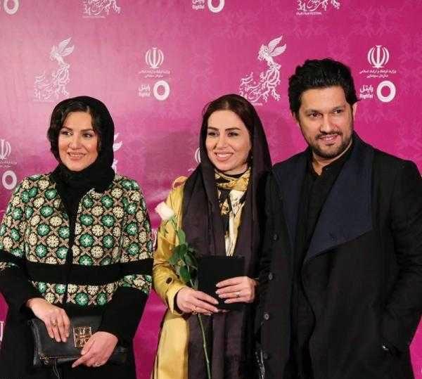 لباس های بازیگران در مراسم افتتاحیه سی و چهارمین جشنواره فیلم فجر