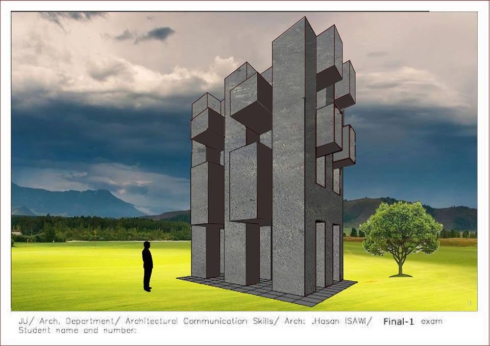 رغد حبشArchitectural Communication Skills-