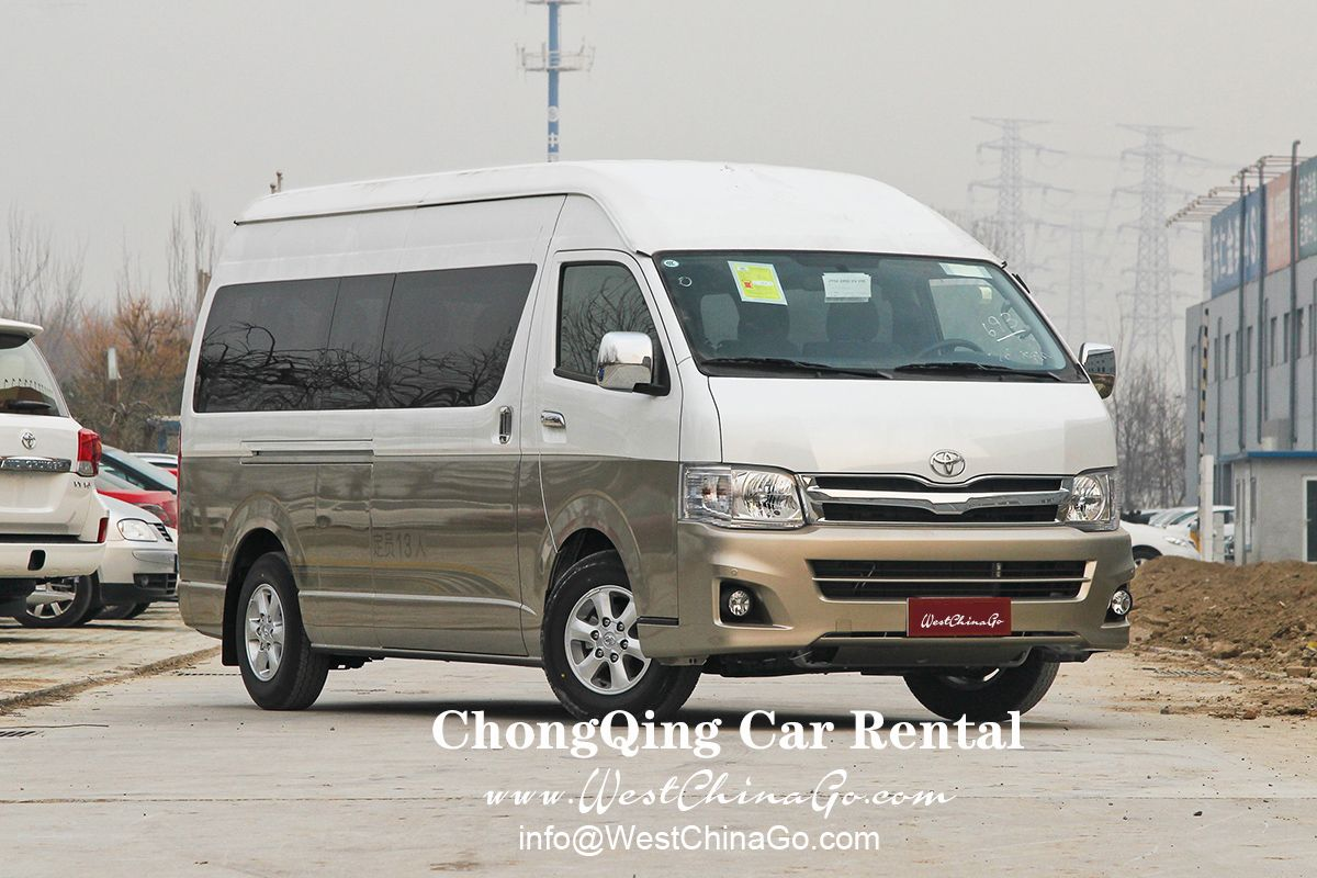 ChongQing Car rental with driver