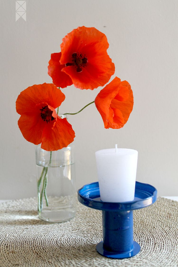 Bobinas de hilo tapas ud diy i love poppies pinterest