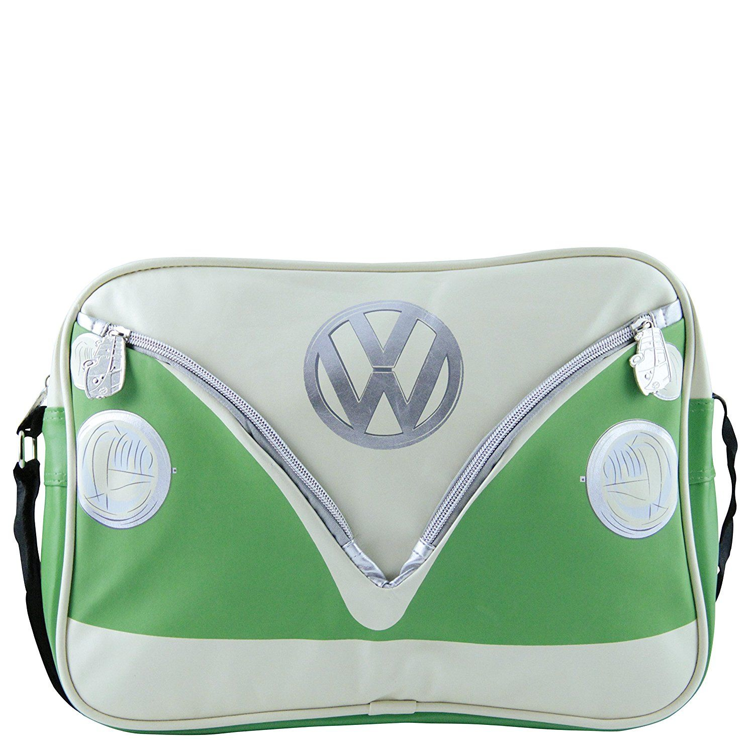 vw collection by brisa schultertasche umh ngetasche mit vw. Black Bedroom Furniture Sets. Home Design Ideas