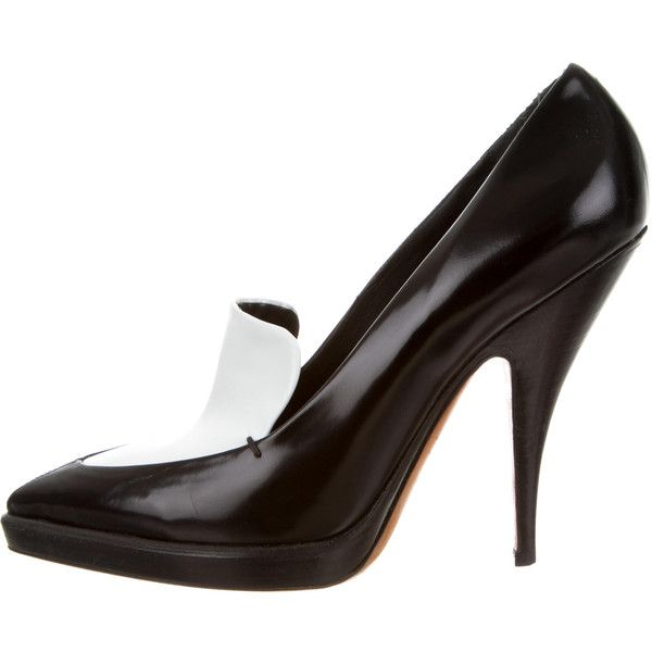 Online Shopping Manchester Online Pre-owned - Black Leather Heels Celine Cheap Sale Hot Sale Shop Offer Online Buy Cheap Geniue Stockist e5ymAd7