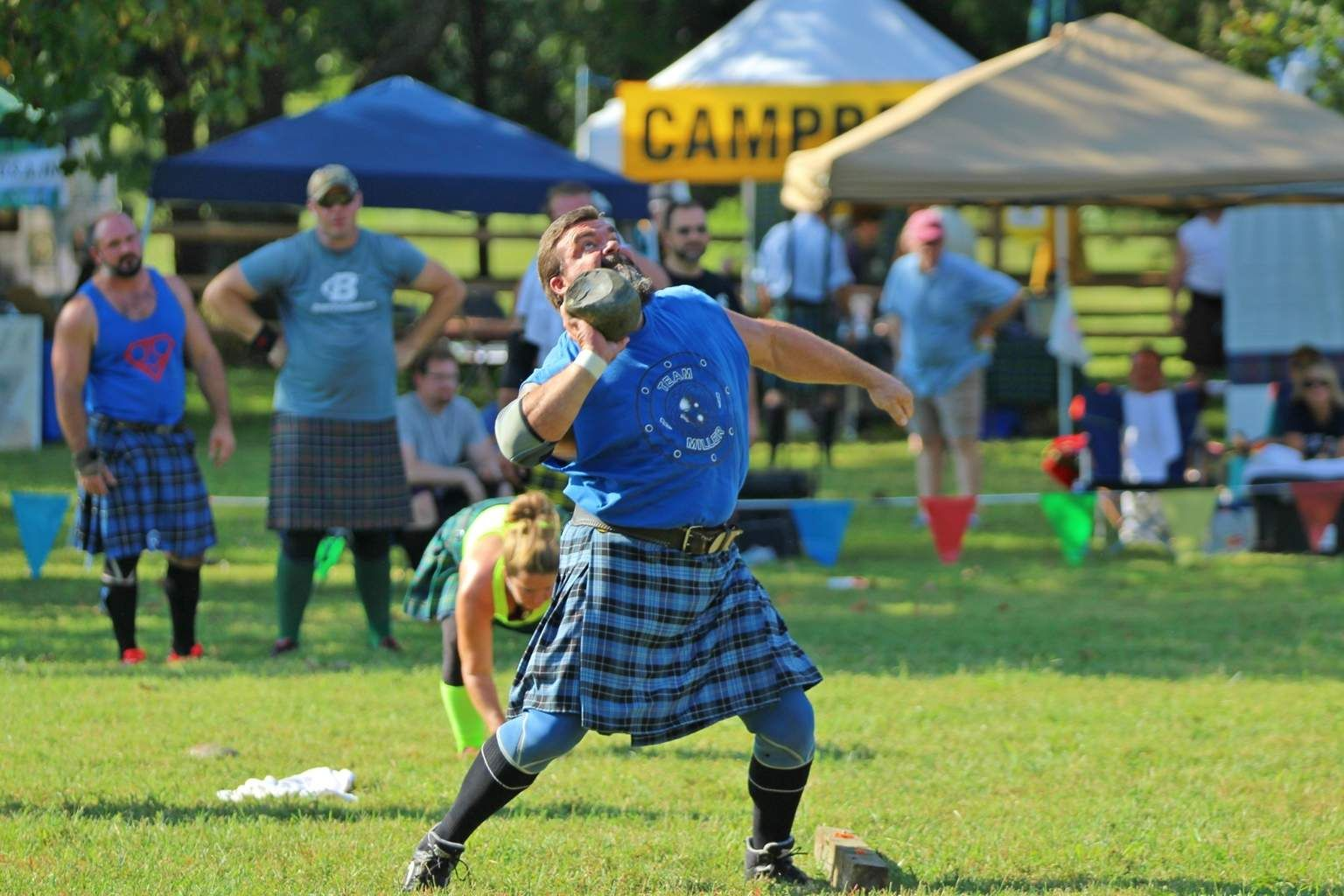 Middle Tennessee Highland Games Tennessee Photographs