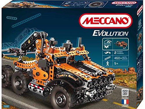 Meccano Evolution Tow Truck Tow Truck Trucks Popular Kids Toys