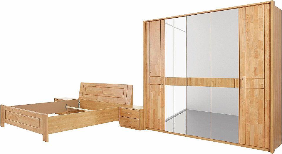 rauch STEFFEN Schlafzimmer-Set »Bramfeld« (4-tlg) Jetzt bestellen - schlafzimmer komplett