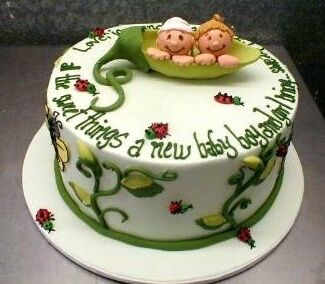 Cake · Cute Baby Shower Cakes Sayings ...