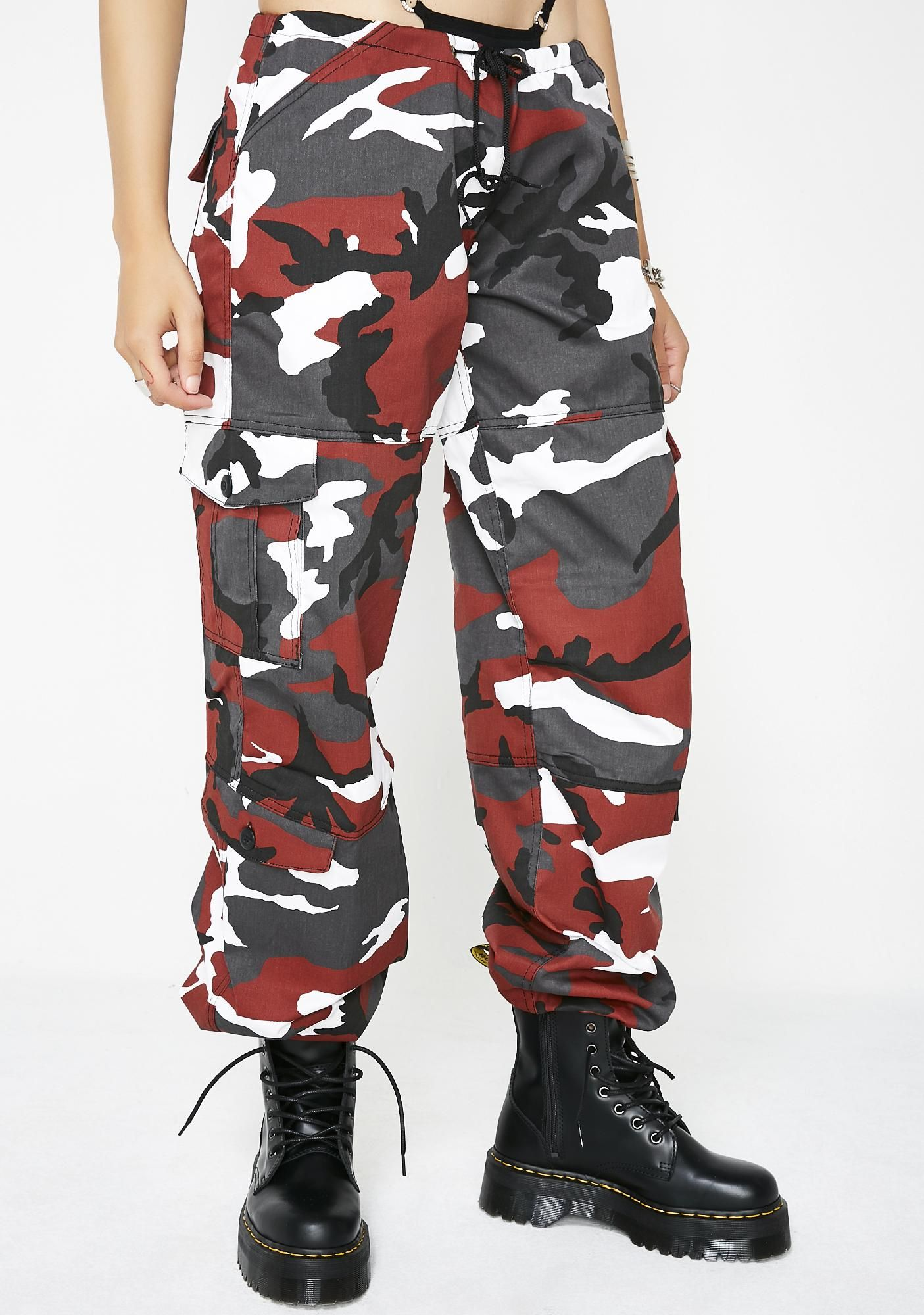 4099920f262b0 Rothco Lit Army Brat Cargo Pants at Dolls Kill, an online punk, goth, rave,  kawaii, and streetwear clothing store. FAST & FREE WORLDWIDE SHIPPING.