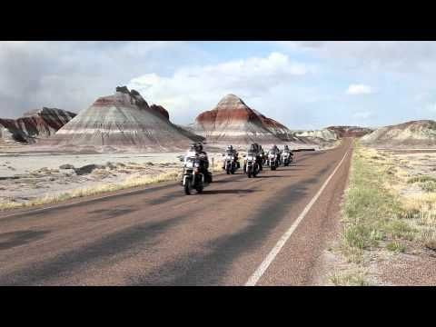 Route YouTube Goldwing GL Pinterest Route - Route 66 youtube