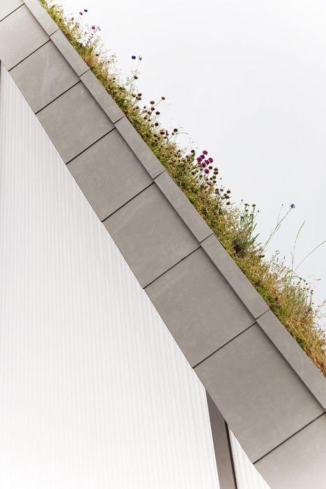 urban hump house gardening (detail) | reims, france | design ...