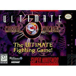 Ultimate mortal kombat 3 – Artofit