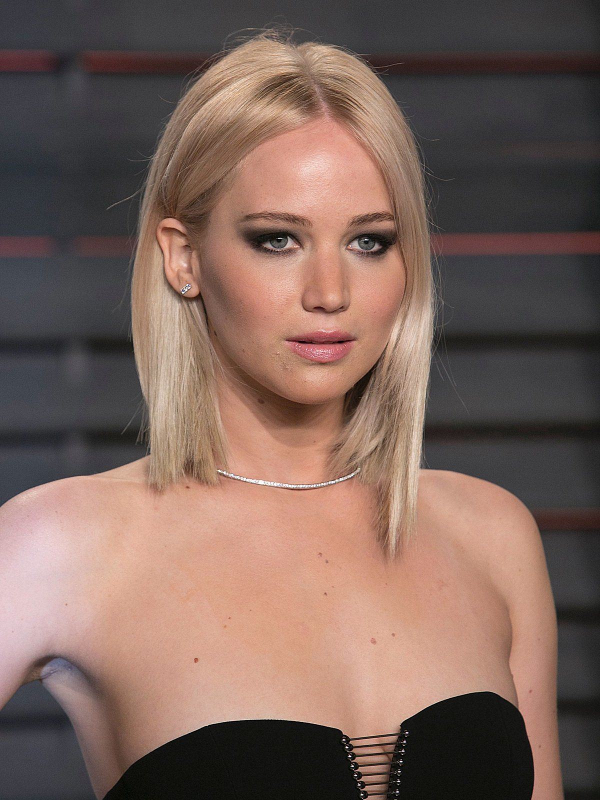 Long Bob Die Schönsten Styles Hair Jennifer Lawrence Hair