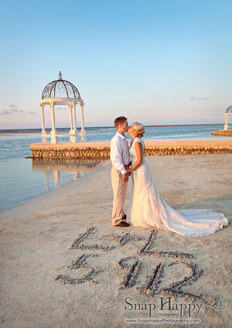Sandals Royal Caribbean Jamaica Wedding