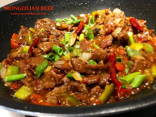 Mongolian Beef From 101 Asian Dishes You Need To Cook Before You
