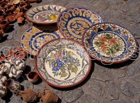 Evora Pottery Alentejo Portugal Pratos Pintados Alentejo Pratos