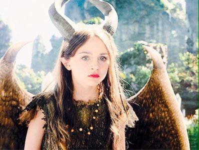 Maleficent As A Child Photo Google Search Halloween